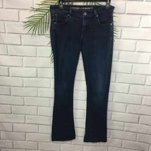Citizens of Humanity women's boot cut jeans 27